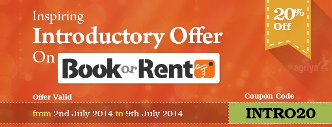 Agriya offers FLAT 20% discount for its BookorRent - An innovative #Booking and #RentalSoftware  http://blogs.agriya.com/2014/07/03/discount-on-booking-rental-software/