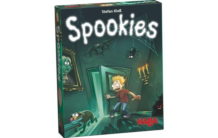 Spookies, szellemes társasjáték 8 éves kortól - Haba