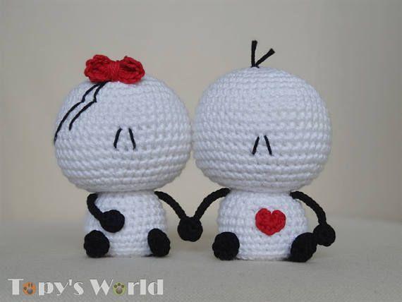 Bigli Migli (small) – crochet pattern, amigurumi pattern
