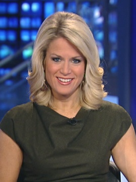 Martha Maccallum..love her humble yet spunky personality.
