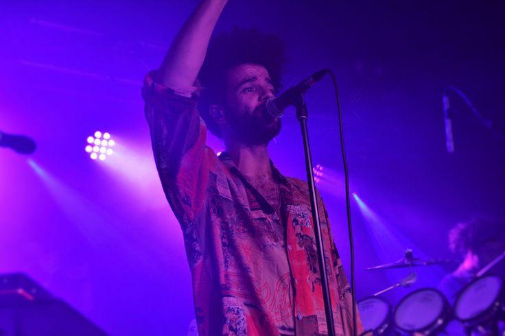 LIVE: Youngr (Oslo Hackney, London, 2/3/17)