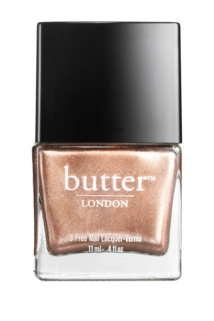 Champagne colored polish!  butter LONDON Champers Nail Lacquer
