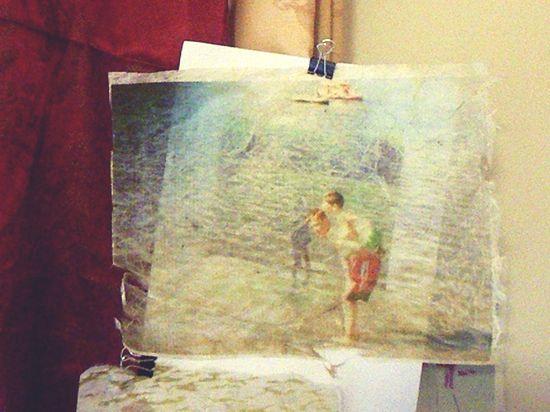 DIY Basics: Printing Photos on Textured Paper via Brit + Co. Bloody marvellous!