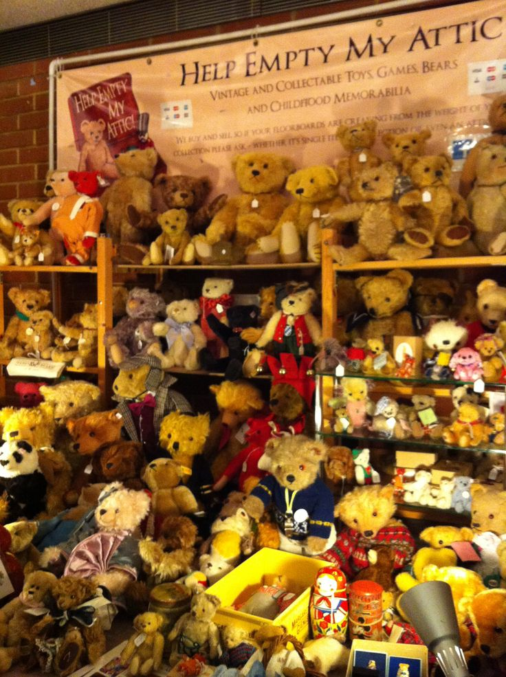 Help Empty My Attic Antique Vintage Bears Amp Toys For Sale
