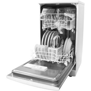 Buy Russell Hobbs RHSLDW2 White Slim Dishwasher - Inst/Del/Rec at Argos.co.uk - Your Online Shop for Dishwashers.