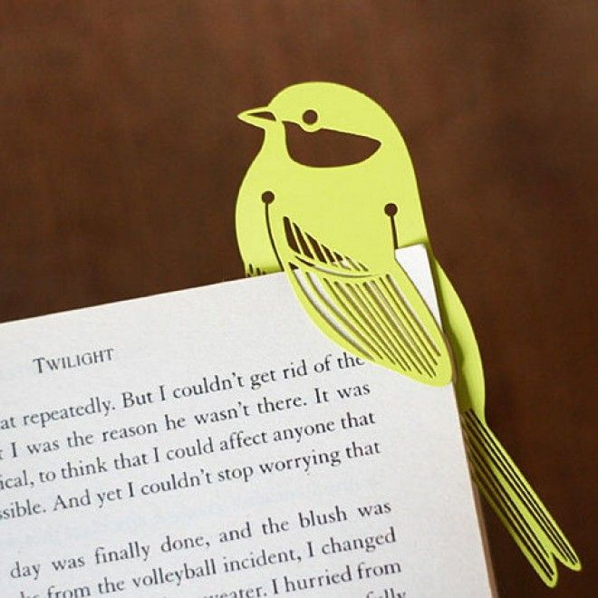 Segnalibri cool: ritrovare la pagina è un'arte