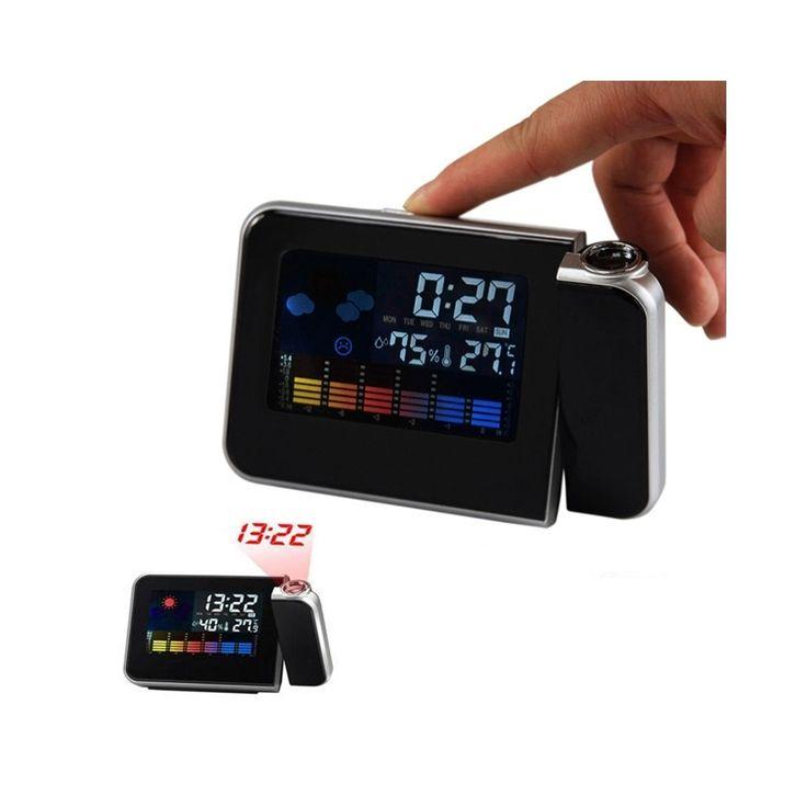 デジタル時計 投影時計 プロジェクションクロック 時計 置時計