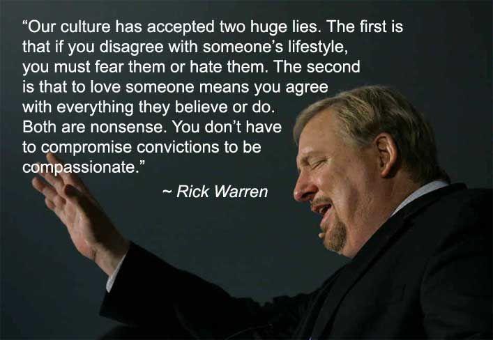 Rick Warren, LGBT And John 13 On Pinterest