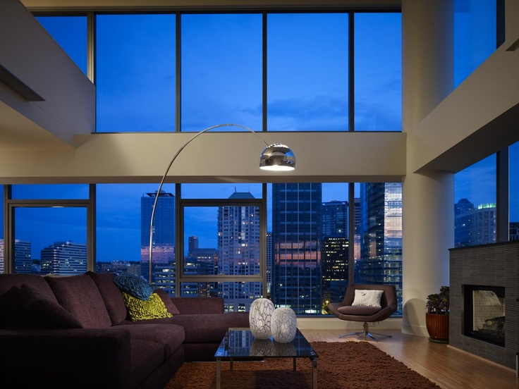 Beautiful Highrise Apartments Seattle Images - Interior Decorating ...