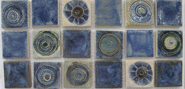 Mosaic Tiles. DIY. Crafts. Hobbies. Lalele Pottery.
