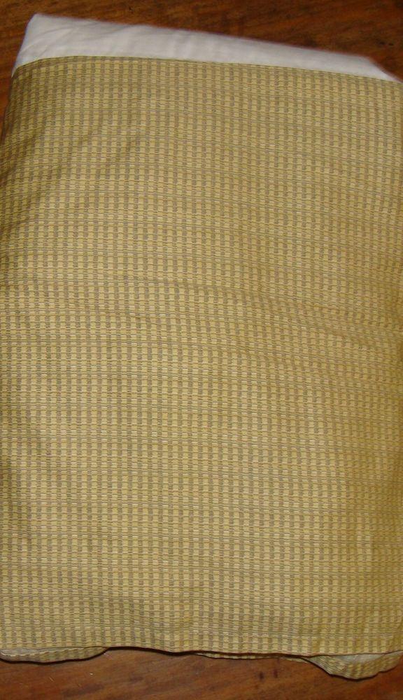 "Tommy Bahama Drift Palm Sand King Bedskirt 15"" Drop #TommyHilfiger #Tropical"