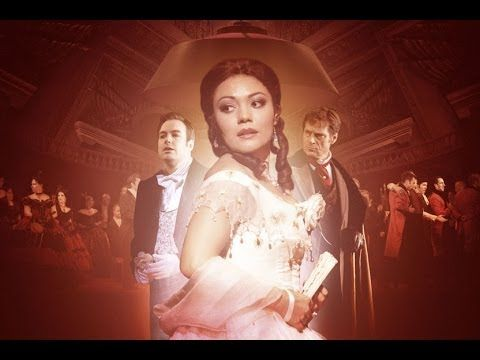 Verdi's tragic tale of a Parisian courtesan who sacrifices all for love is vividly presented in Richard Eyre's production: La TRAVIATA  Tickets: http://www.viff.org/theatre/films/fc8075-la-traviata-at-the-royal-opera-house-covent-garden