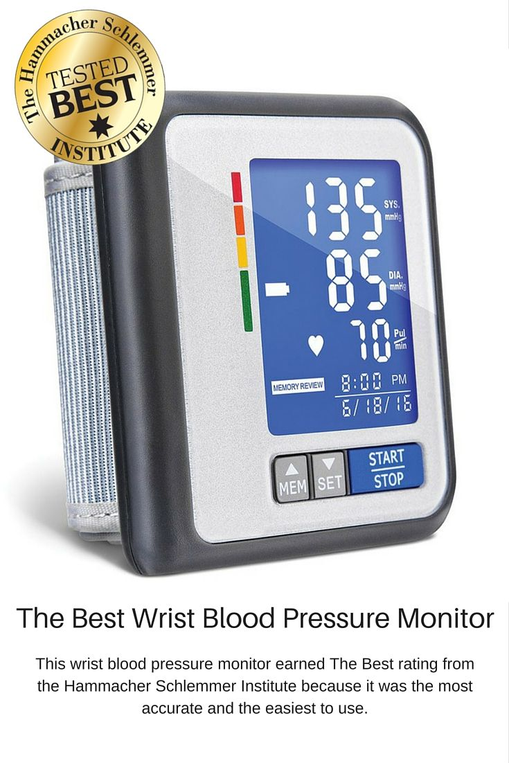The Best Wrist Blood Pressure Monitor Gadgets And