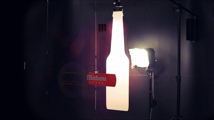 """Mahou: una pieza de """"vídeoarte"""" para la Mercedes-Benz Fashion Week on Vimeo"""