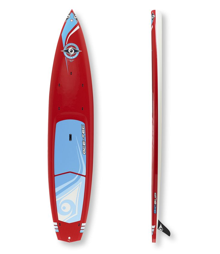 Bic Sports Ace-Tec Wing Red Stand Up Paddle Board