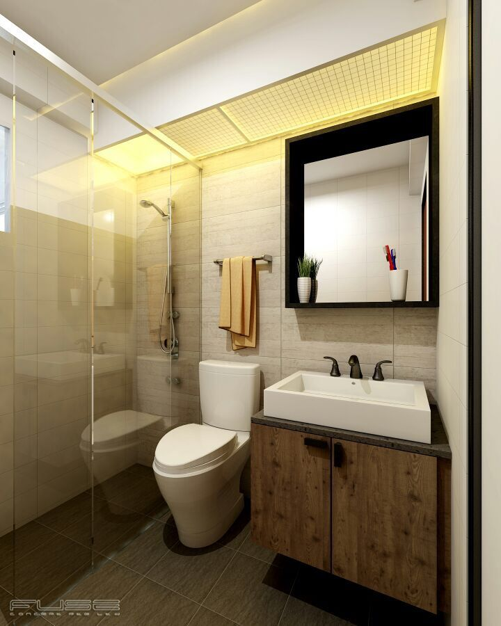 Pin by li hongliang on house ideas pinterest toilet for Washroom renovation ideas