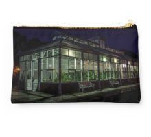 Night Time at the Conservatory - Bendigo, Victoria Studio Pouch