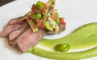 FOOD // Restaurant Gusto, Villa Kennedy. Kennedyallee 70, 60596 Frankfurt