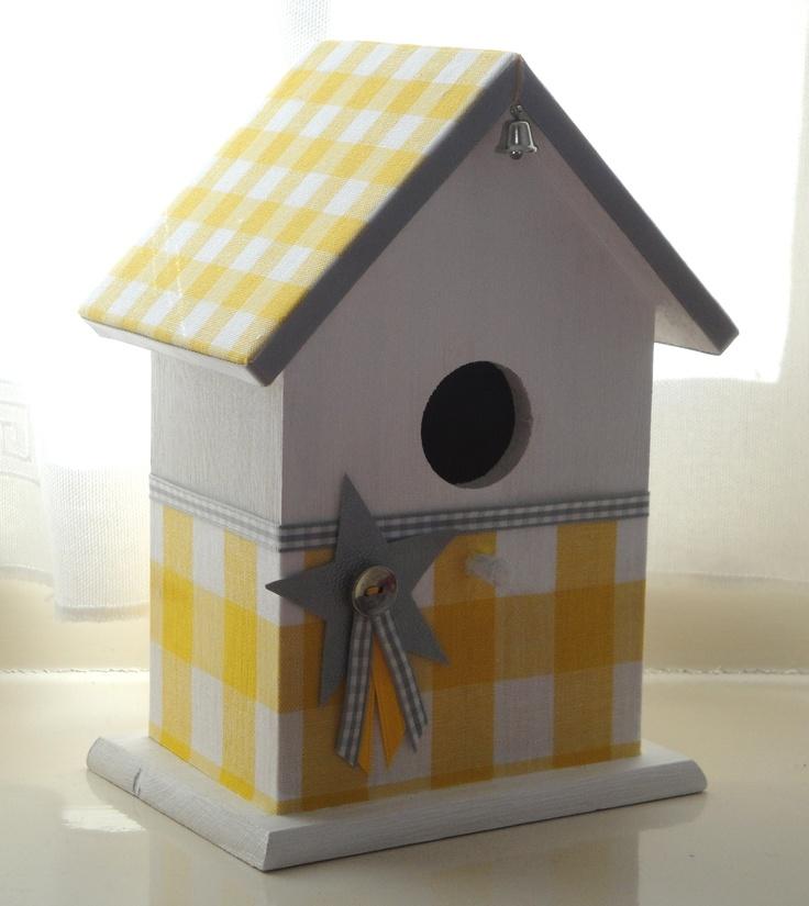 17 beste afbeeldingen over Vogelhuisje - birdhouse op Pinterest - Deko ...