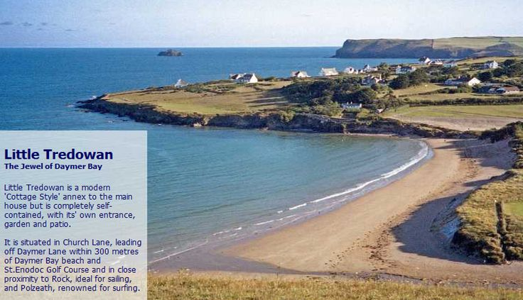 Holiday Accommodation Daymer Bay