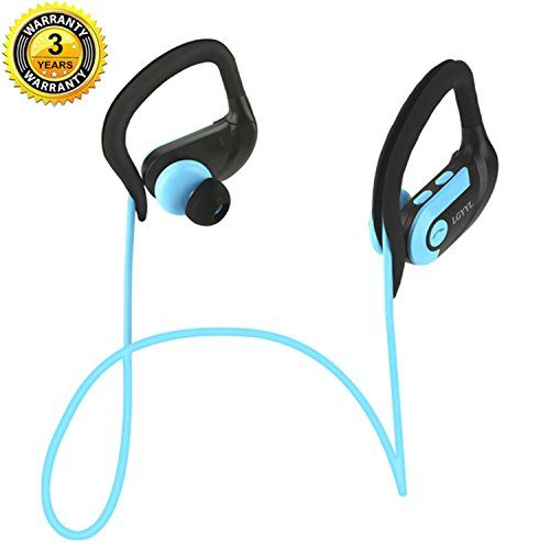 Bluetooth Headphones Best Wireless Earbuds with Mic Sport Over Ear Sweatproof LGYYL Headsets Works 8 Hours HD Stereo Earphones Voice PromptControl for Running Gym Work Out * Check out this great product. Note: It's an affiliate link to Amazon