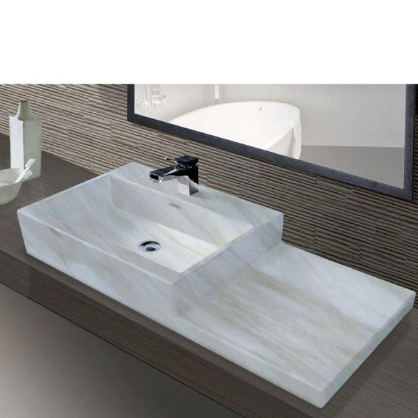 Bathroom Sinks Dublin 17 best marble sinks images on pinterest | marbles, vessel sink