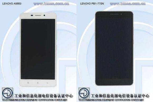 Two unnanounced Lenovo smartphones pass through TENAA - https://www.aivanet.com/2015/06/two-unnanounced-lenovo-smartphones-pass-through-tenaa/