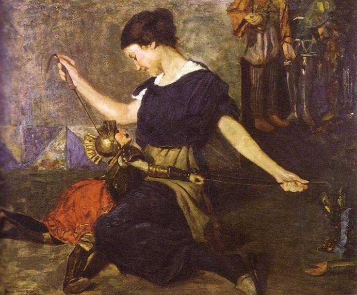 Rinaldo e Armida di Ettore De Maria Bergler