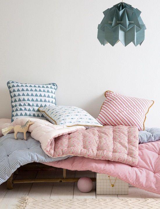 Las 220 mejores im genes sobre ropa cuna y cama textiles - Ropa de cama barcelona ...