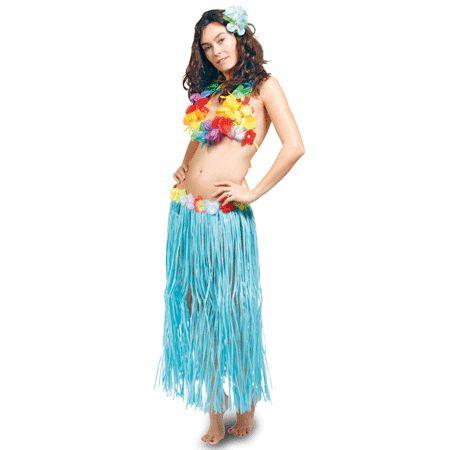 Tropical hawaii rok voor dames. Hawaii of tropisch feestje? Bij Fun en Feest vind je de leukste Hawaii party kostuums en accessoires. Toppers Crazy Summer kleding tip!