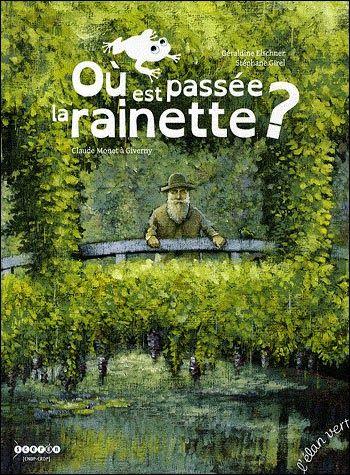 On cherche la rainette tout en découvrant Claude Monet.