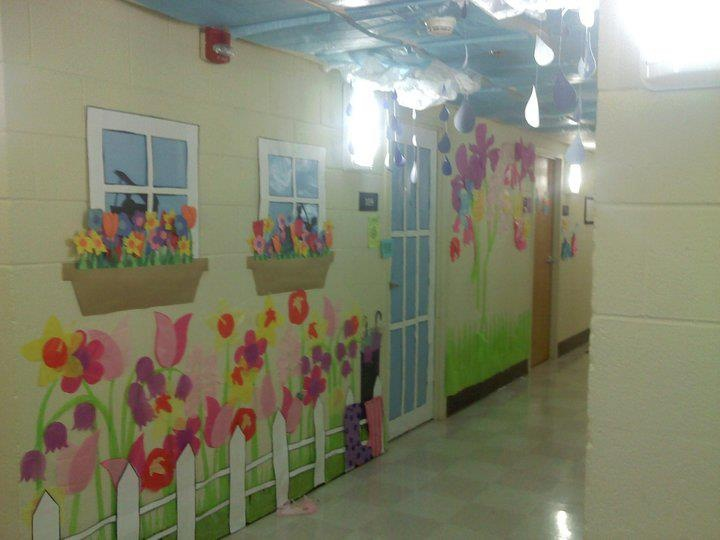 17 best images about hall decorations on pinterest for Hall room decoration