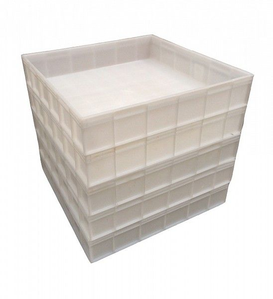Food-grade plastic square stacking container for pizza dough tray bakery takeaways drip tray;  sc 1 st  Pinterest & 10 best Pizza Dough Trays images on Pinterest | Pizza dough ... Aboutintivar.Com