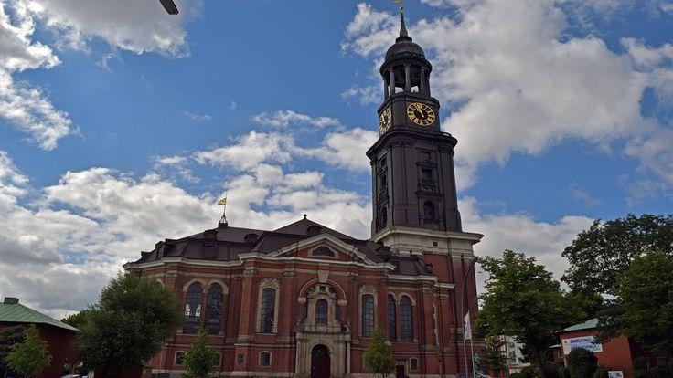 Hamburg – St. Michaelis Kirche