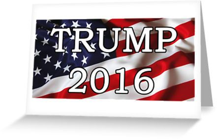 Donald Trump For President 2016 Stickers, Shirts, Skins, Cases, Mugs, Poster