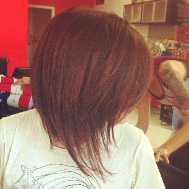 Asymmetrical hair wilson 39 s salon excuse my beauty for Salons wilson