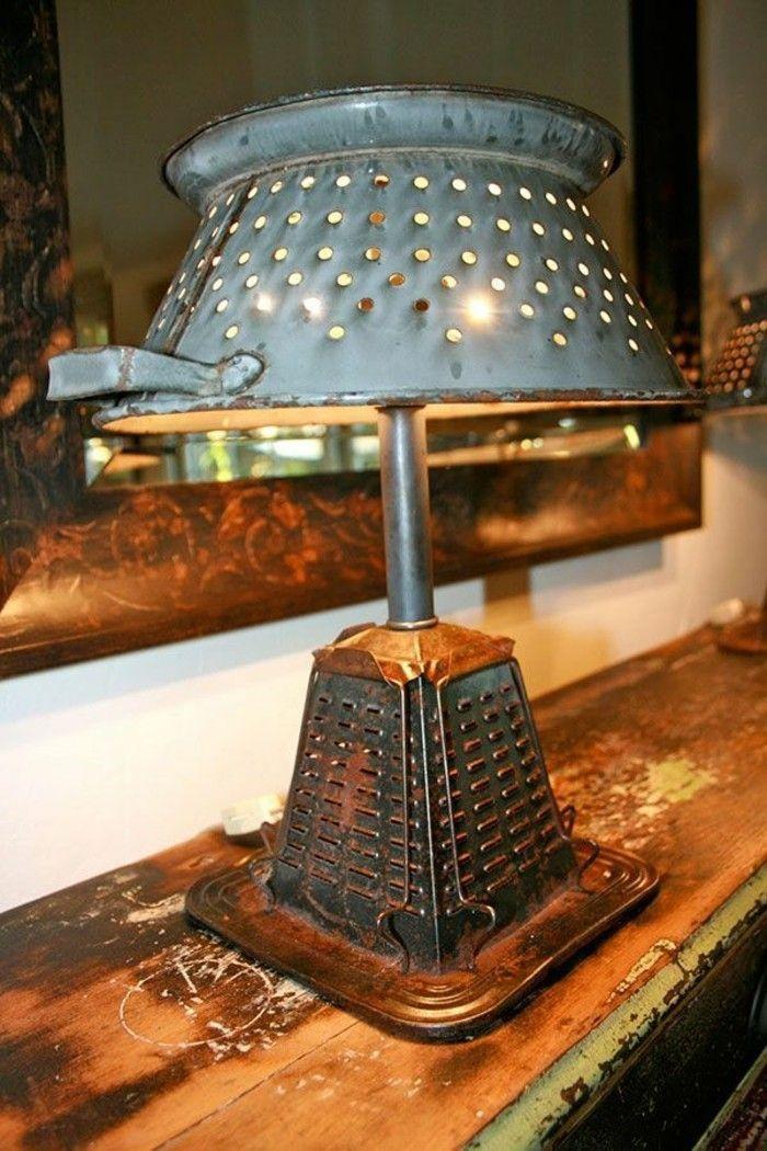 Coole Sachen Zum Selber Machen Recycling Interessante Lampe Mobelideer