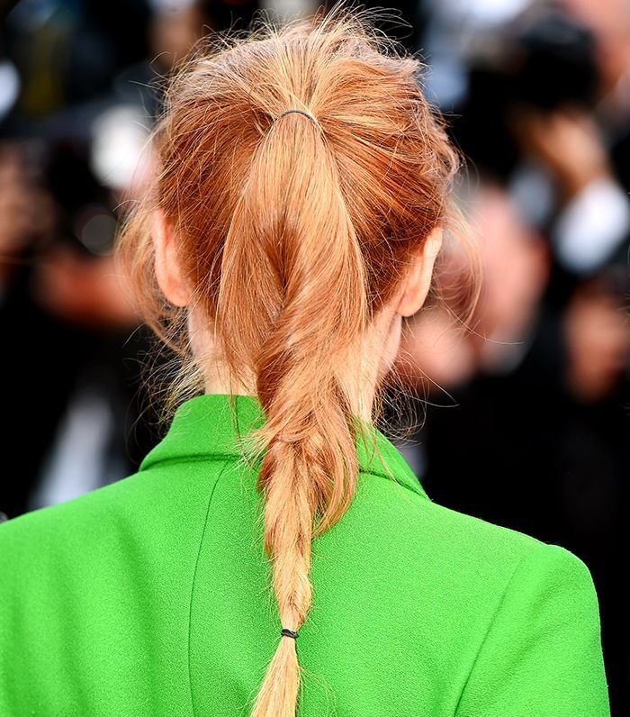 Bored with your go-to tail? Click here for 10 messy ponytails courtesy of our fa...