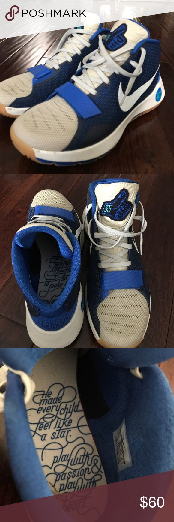 Spotted while shopping on Poshmark: Kevin Durrant Nike Basketball Sneakers! #poshmark #fashion #shopping #style #Nike #Other