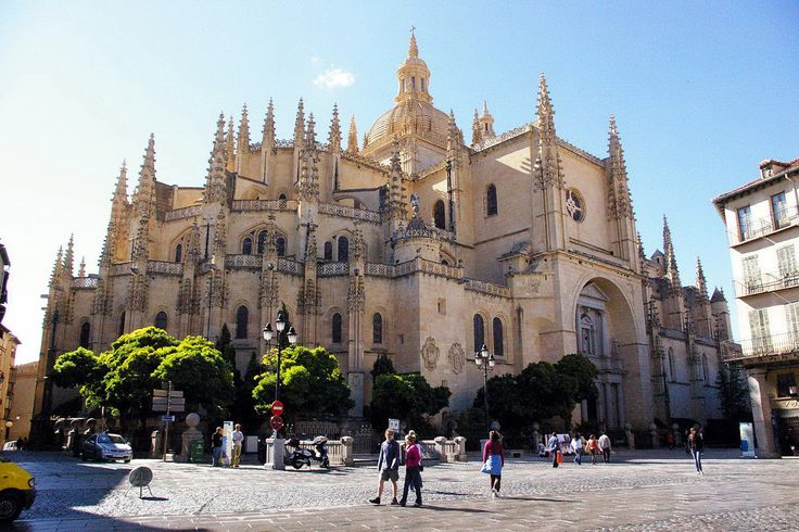 Segovia, otra vez.  Porque me encanta mucho!