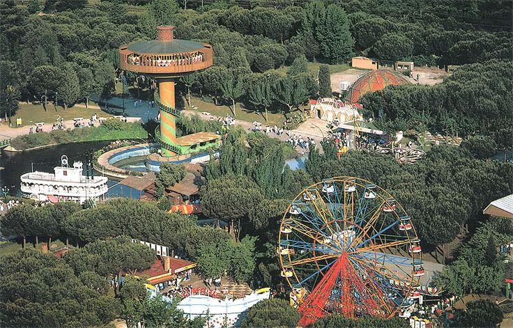 Parque de Atracciones. Casa de Campo. Madrid