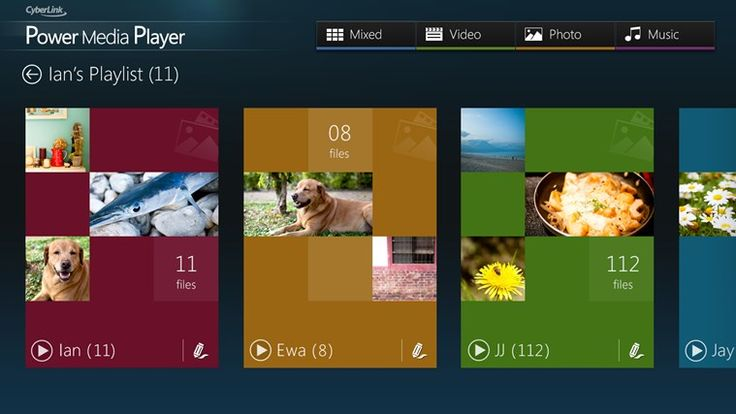CyberLink Power Media Player Bundle Version screen shot 3
