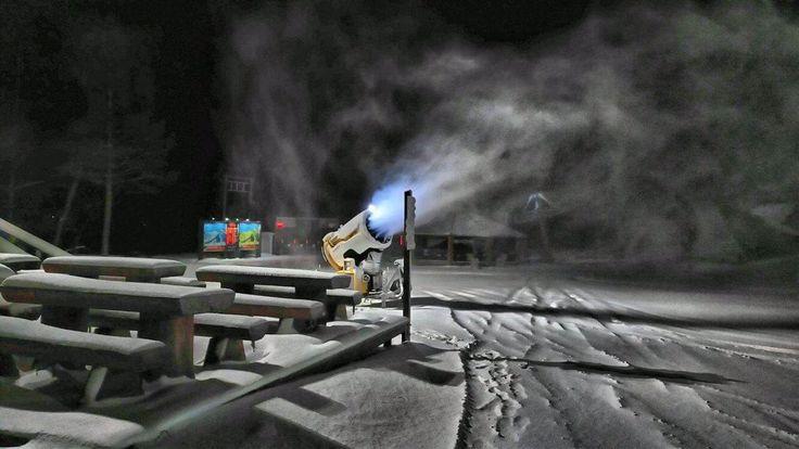 Ski Areál Kopřivná - sněžíme na vánoční lyžování