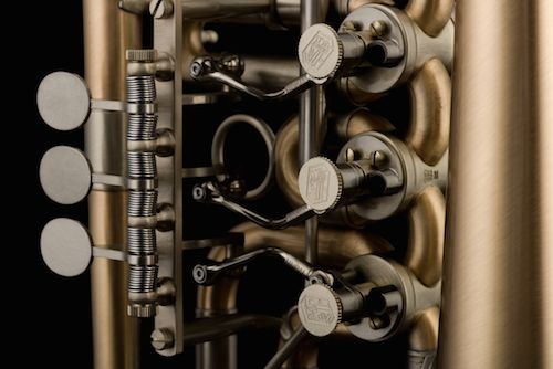 Flügelhorn, Konzertflügelhorn - Krinner Instrumentebau