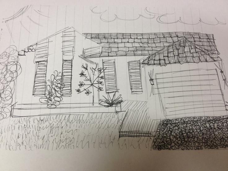 Tamblyn Close sketch