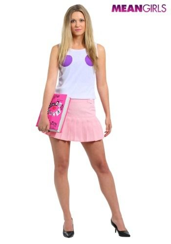 Like, why are you so obsessed with this Regina George Halloween costume? Dress as your favorite Mean Girl this year with this exclusive costume!