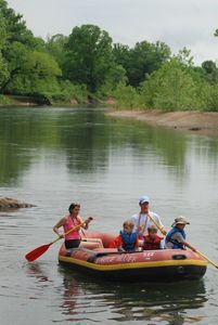 Illinois River Float Trips and Camping | TravelOK.com - Oklahomas Official Travel & Tourism Site
