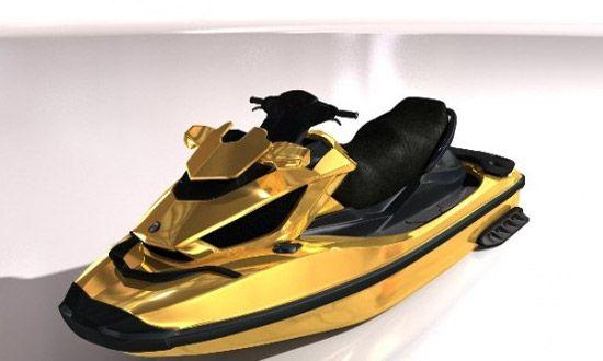 Venom Design customized jet-skis for superyacht owners