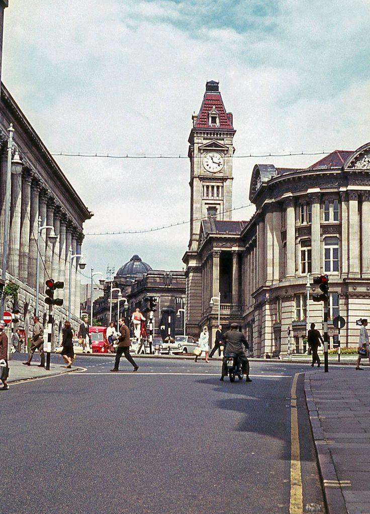 Big Brum may 1966 Birmingham