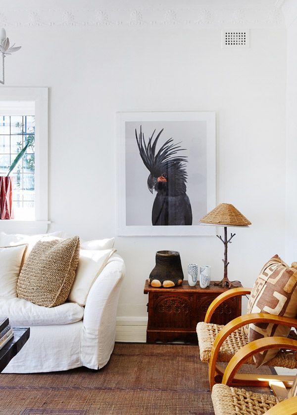 home of Tamsin Johnson, Sydney Australia